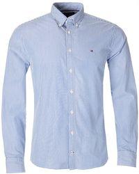 Tommy Hilfiger - Ivy Stripe Shirt - Lyst