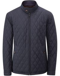 Skopes - Men's Upton Quilted Coat - Lyst