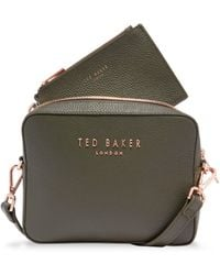 Ted Baker - Susi Statement Letters Camera Bag - Lyst