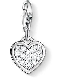 Thomas Sabo - Charm Club Heart Charm - Lyst