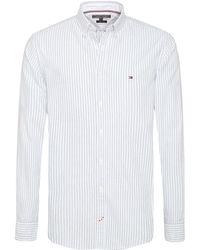 Tommy Hilfiger - Men's Ithaca Pin Stripe Shirt - Lyst