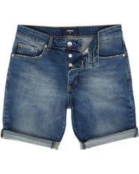 Minimum - Samden-nw Shorts - Lyst