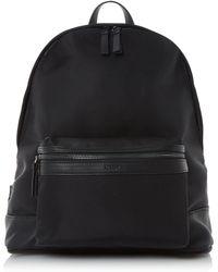 Dune Nars Nylon Backpack - Black