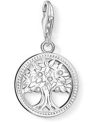 Thomas Sabo - Charm Club Tree Of Life Charm - Lyst