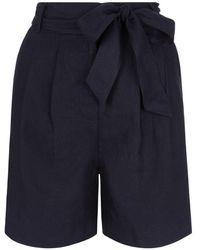 Hobbs 'vic' Shorts - Blue