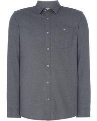 Jack & Jones - Men's New Christopher Plain Shirt - Lyst