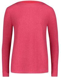 Betty Barclay Ribbed Jumper - Pink
