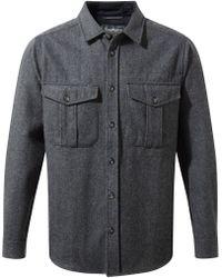 Craghoppers - Men's Dofri Wool Insulating Jacket - Lyst