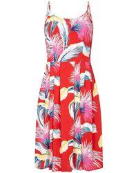 Yumi' - Strap Summer Dress - Lyst