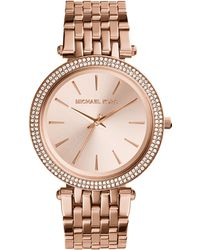 Michael Kors - Mk3192 Ladies Bracelet Watch - Lyst