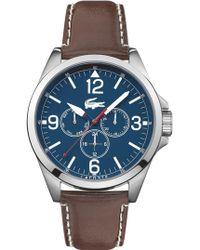 Lacoste - 42010805 Mens Strap Watch - Lyst