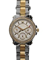 Juicy Couture Pedigree Watch Ld84 - Metallic