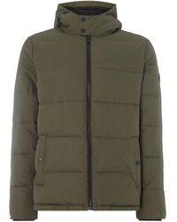 Original Penguin Classic Padded Jacket - Green