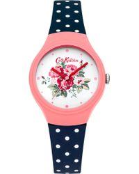 Cath Kidston Spray Flower Watch - Red