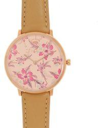 Juicy Couture La Ultra Slim Watch - Pink