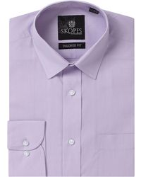 Skopes | Easy Care Formal Tailored Shirts | Lyst