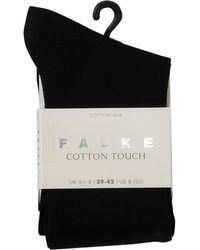 Falke - Cotton Touch Knee High Socks - Lyst