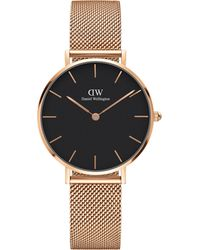 Daniel Wellington - Classic Petite Melrose Watch - Lyst