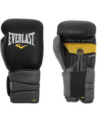 Everlast Pro3 Gel Glove - Black