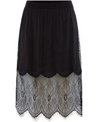 DIESEL | O-daisy Skirt | Lyst