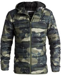 Quiksilver - Everyday Scaly Jacket - Lyst