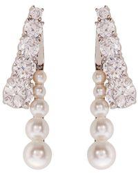 Coast - Maisie Pearl Earring - Lyst