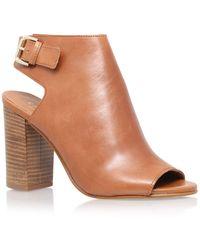 Carvela Kurt Geiger | Assent High Heel Slingback Shoes | Lyst