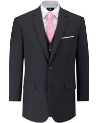 Skopes Halden Suit Jacket - Black