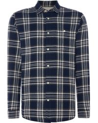 Jack & Jones - Men's New Christopher Checked Shirt - Lyst