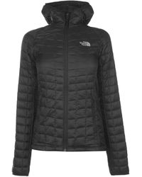 25668d99e The Thermoball Hooded Jacket - Black