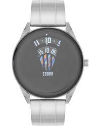 Storm - Elevator Grey Watch - Lyst