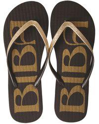 Biba Flip Flops - Multicolour