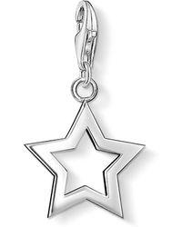 Thomas Sabo - Charm Club Star Pendant - Lyst