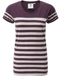 Tog 24 - Shea Stripe Deluxe T-shirt - Lyst