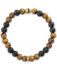 Thomas Sabo - Rebel At Heart Gold Skull Bracelet - Lyst