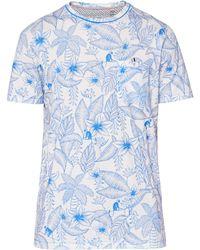 Ted Baker - Men's Bengel Floral Cotton T-shirt - Lyst