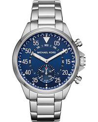 Michael Kors - Mkt4000 Mens Bracelet Smart Watch - Lyst
