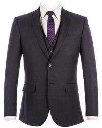 Racing Green - Bramley Charcoal Pick & Pick Jacket - Lyst
