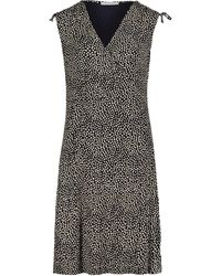Betty Barclay Slip-on Jersey Dress - Blue