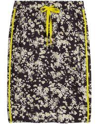 Sandwich - Cherry Blossom Skirt - Lyst