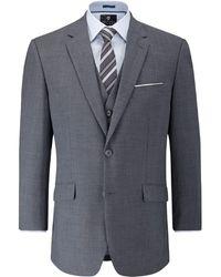 Skopes Halden Suit Jacket - Gray