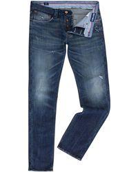Pepe Jeans - Men's Cash Pepe Mens Denim Jeans - Lyst