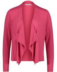 Betty Barclay Waterfall Cardigan - Pink