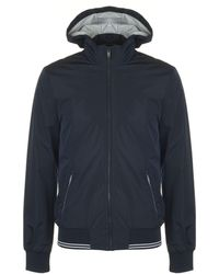 5ef2f003a81 Original Penguin Lightweight Nylon Harrington Jacket With Small Logo ...