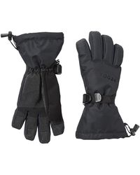 Tog 24 Lockton Waterproof Ski Gloves - Black