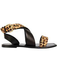 Biba Twist Sandals - Multicolour