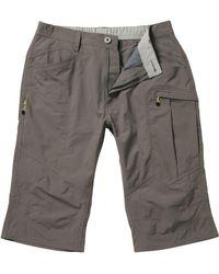 Tog 24 | Reno Mens Tcz Tech 3/4 Length Trousers | Lyst
