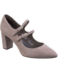 Rockport Total Motion Violina Mary Jane - Natural
