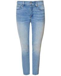 NYDJ - Skinny Legging In Light Blue Premium Denim - Lyst