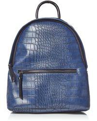 Label Lab - Skye Croc Backpack - Lyst